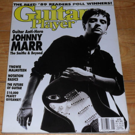 Guitar Player January 1990