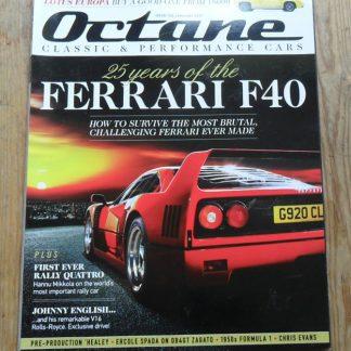 Octane Magazine January 2012