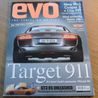 EVO Magazine Issue 98
