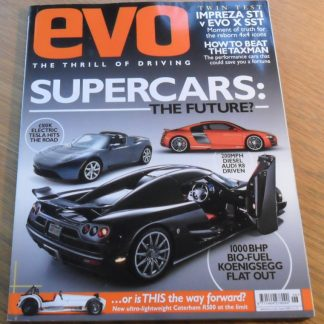 EVO Magazine Issue 118