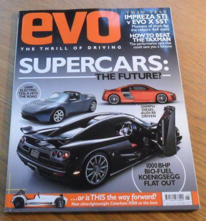 EVO Magazine Issue 118