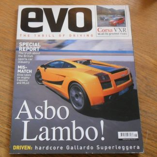 EVO Magazine Issue 104