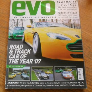 EVO Magazine Issue 105