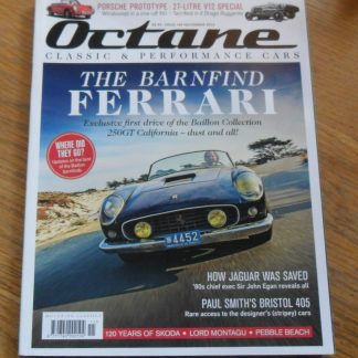 Octane Magazine November 2015