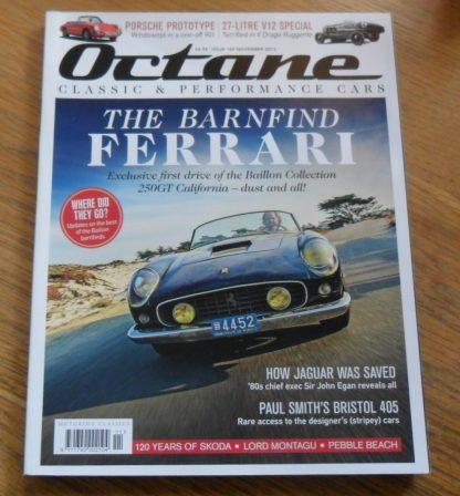 Octane Magazine November 2015