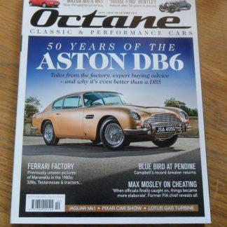 Octane Magazine October 2015