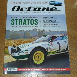 Octane Magazine March 2017