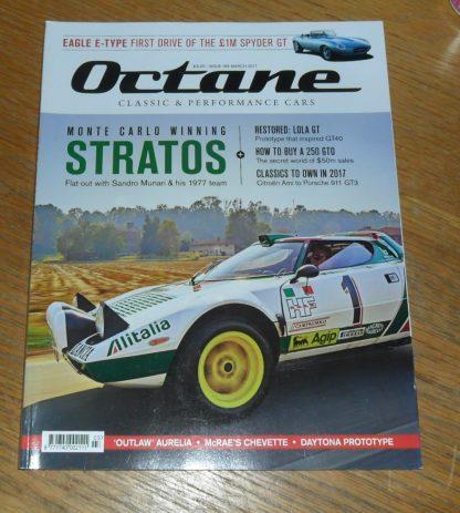 Octane Magazine March 2017