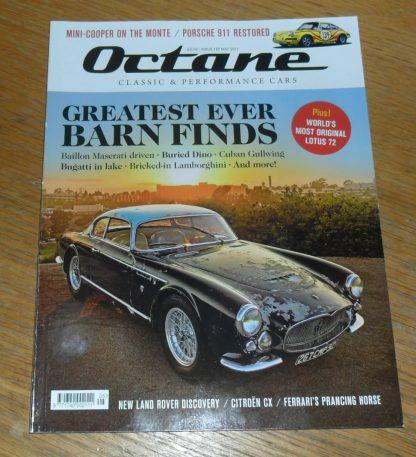 Octane Magazine May 2017