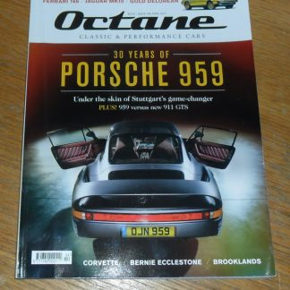 Octane Magazine April 2017