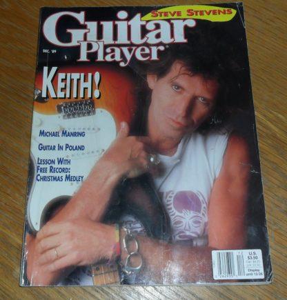 Guitar Player December 1989