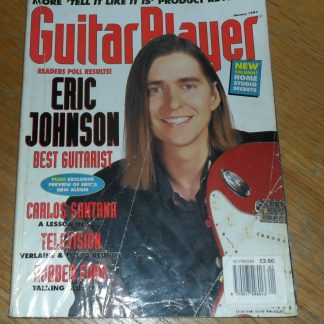 Guitar Player January 1993