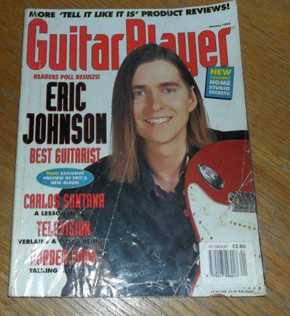 Guitar Player January 1993