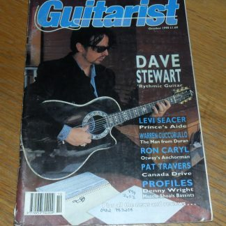 Guitarist Magazine October 1990
