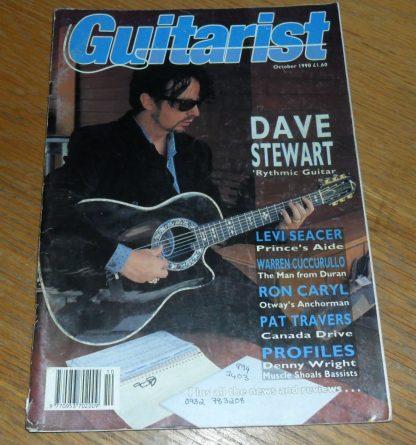 Guitarist Magazine October 1990