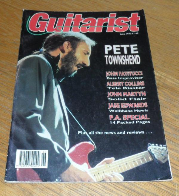 Guitarist Magazine June 1990