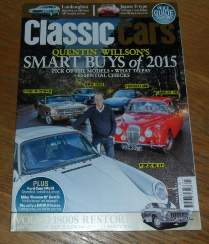 Classic Cars Magazine May 2015