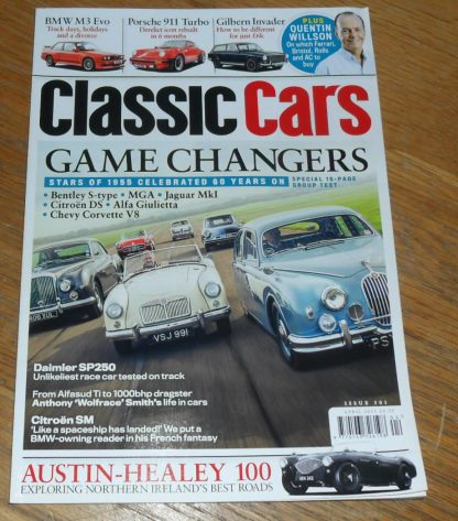 Classic Cars Magazine April 2015