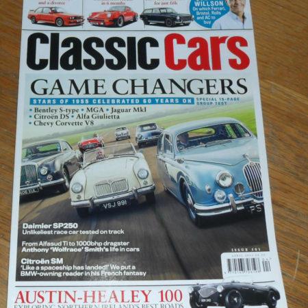 Classic Cars Magazine April 2015