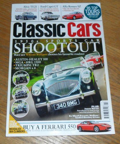 Classic Cars Magazine February 2015