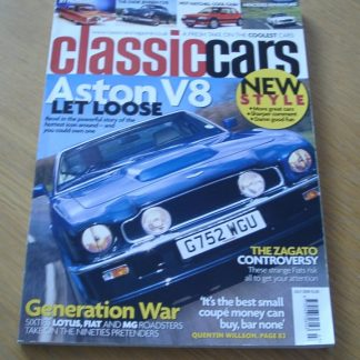 Classic Cars Magazine July 2006