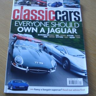 Classic Cars Magazine December 2007
