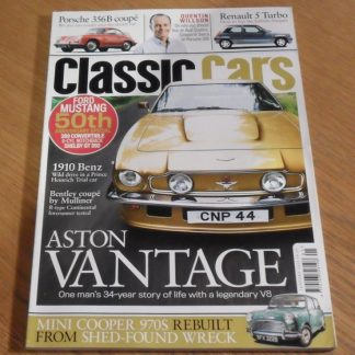 Classic Cars Magazine January 2014