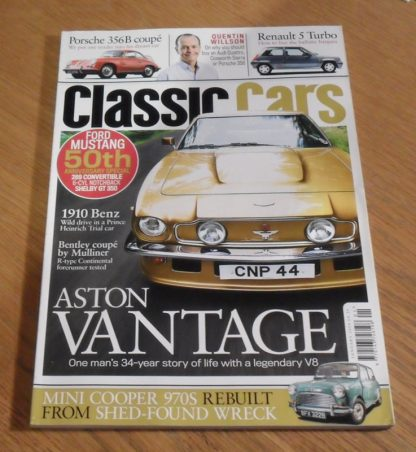 Classic Cars Magazine January 2014