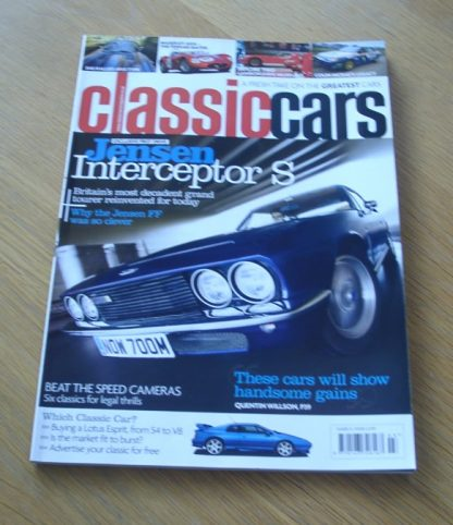Classic Cars Magazine March 2008
