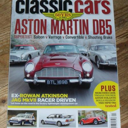 Classic Cars Magazine April 2013