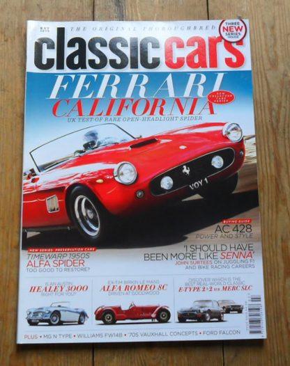 Classic Cars Magazine July 2012