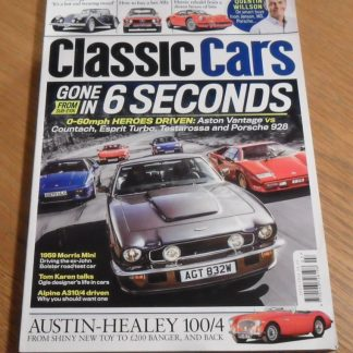 Classic Cars Magazine July 2014