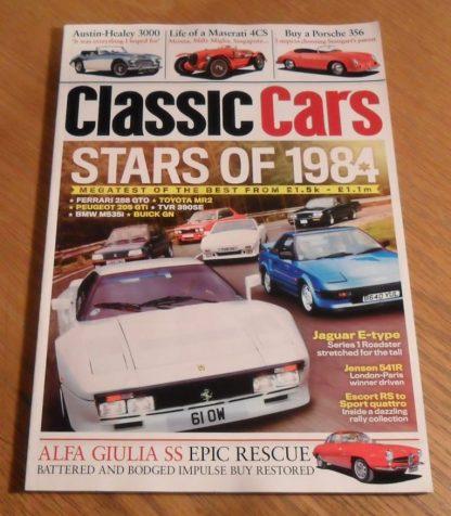 Classic Cars Magazine September 2014