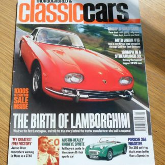 Classic Cars Magazine January 2000