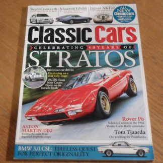 Classic Cars Magazine December 2013