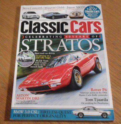 Classic Cars Magazine December 2013