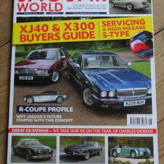 Jaguar World Magazine August 2012