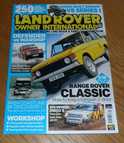 Land Rover Owner International February 2014