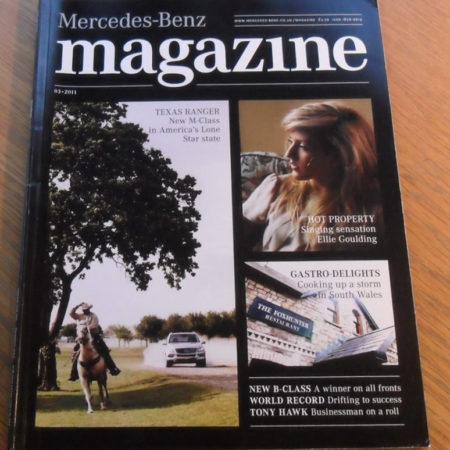 Mercedes-Benz Magazine issue 3, 2011