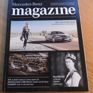 Mercedes-Benz Magazine issue 1, 2012