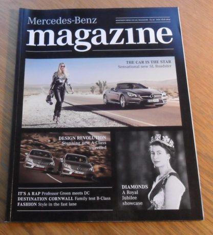 Mercedes-Benz Magazine issue 1, 2012