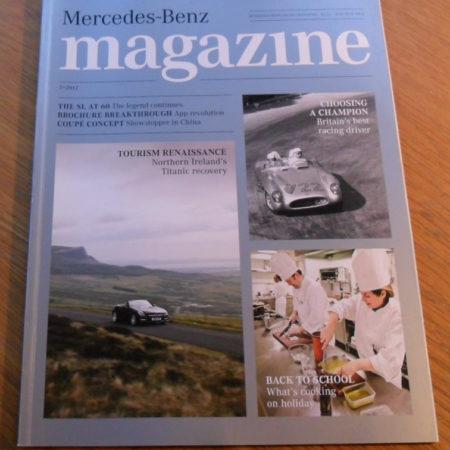 Mercedes-Benz Magazine issue 2, 2012