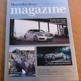 Mercedes-Benz Magazine issue 3, 2012