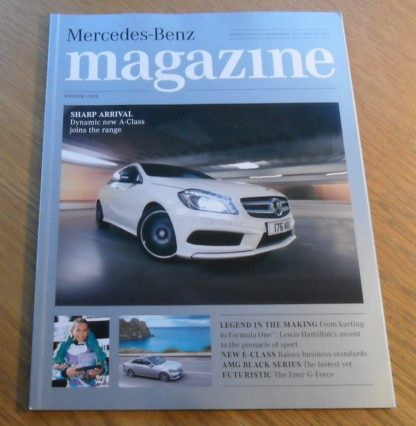 Mercedes-Benz Magazine, Winter 2013