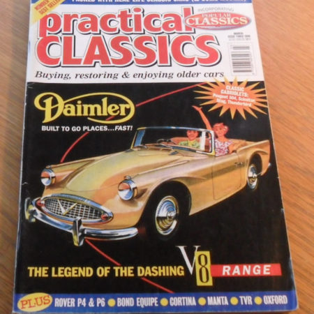 Practical Classics Magazine March 1998
