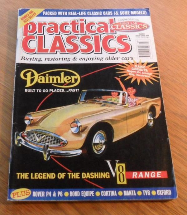 Practical Classics Magazine March 1998