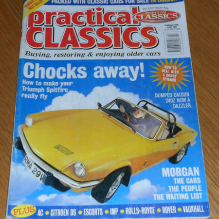 Practical Classics Magazine February 1998