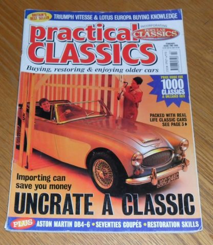Practical Classics Magazine February 1999