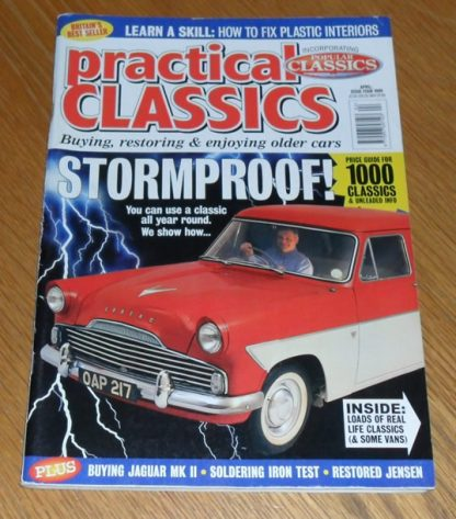 Practical Classics Magazine April 1999