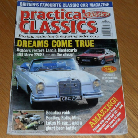 Practical Classics Magazine May 1997